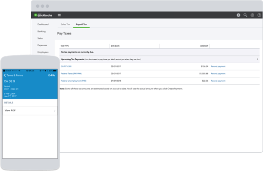 Intuit Self Service Payroll | Run Payroll for Your Small