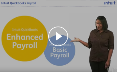 Simple affordable payroll solution - Intuit Basic Payroll