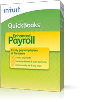 Intuit QuickBooks Desktop Payroll Annual Enhanced Unlimited Employees