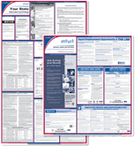 A view of the Intuit Labor Law Posters kit